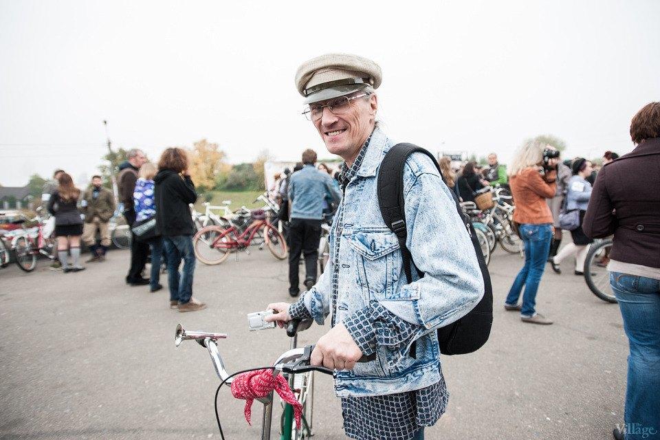Second Time: В Киеве прошёл второй велокруиз в стиле ретро. Изображение № 6.