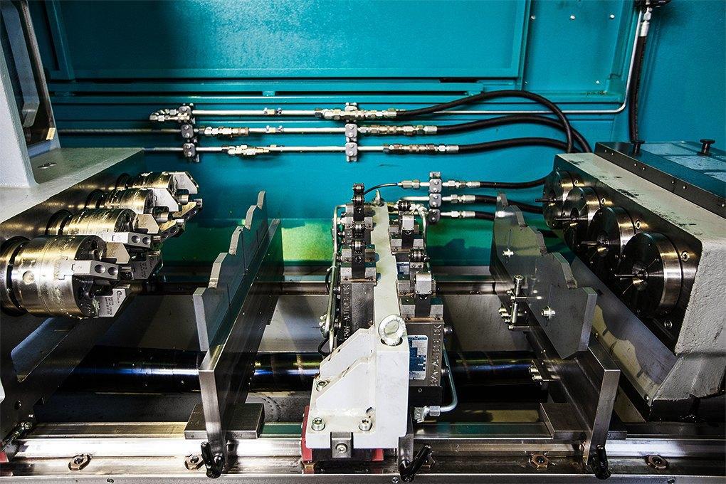 Производственный процесс: Как делают винтовки. Изображение № 5.