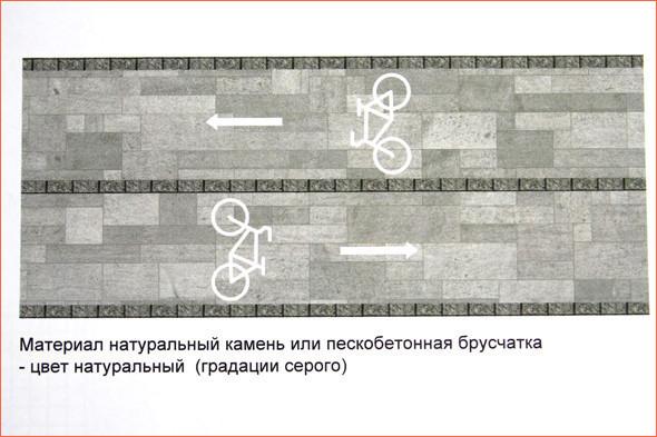 Велодорожки вызвали конфликт в мэрии. Изображение № 4.