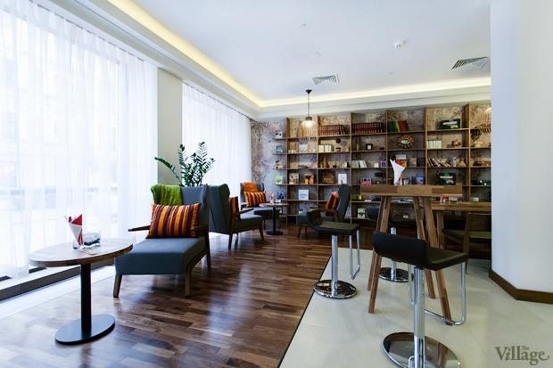 На Подоле открылся Radisson Blu Hotel. Зображення № 42.