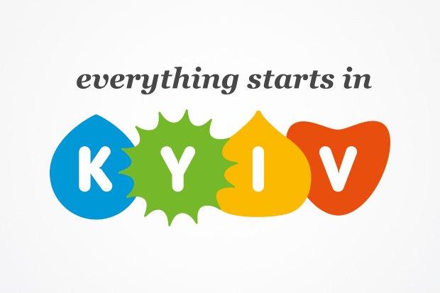 Полный бренд: Киеву выбрали два логотипа. Зображення № 2.