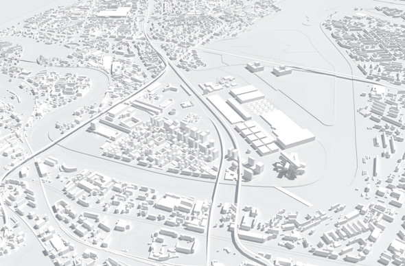 Промзона ЗИЛ: Проекты развития. Изображение № 44.