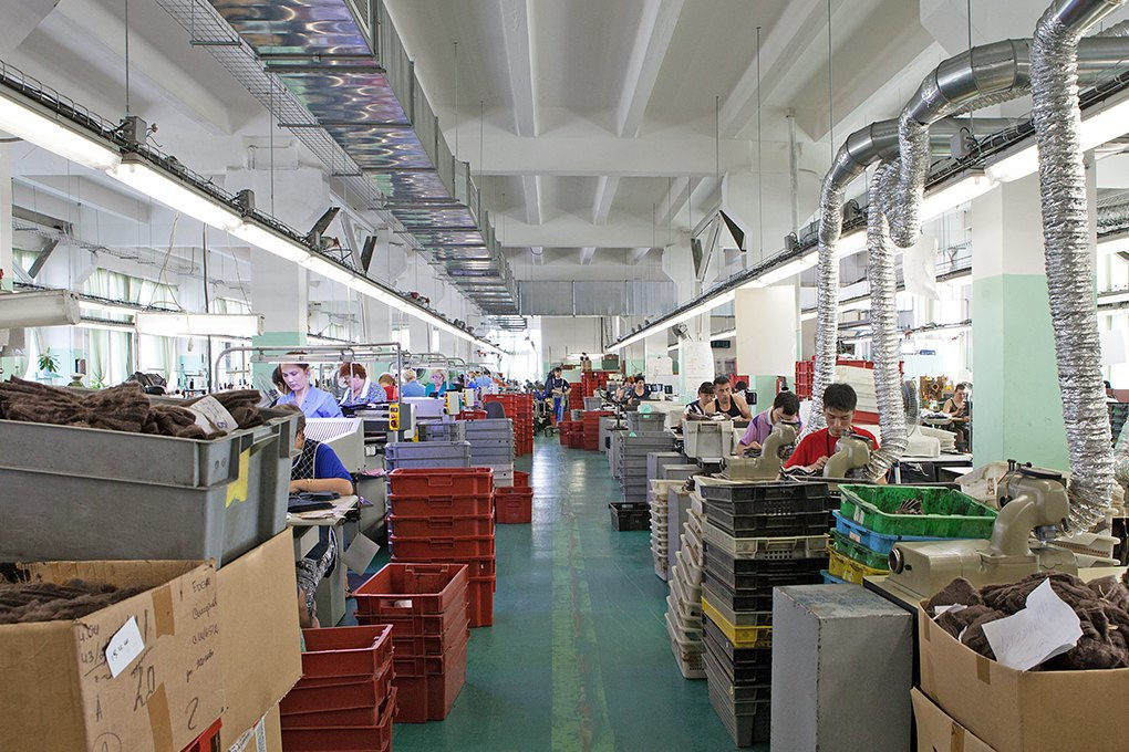 Производственный процесс: Как делают ботинки. Изображение № 8.