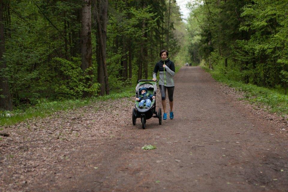 Беги, мама, беги: Тест-драйв детских колясок для бега. Изображение № 41.