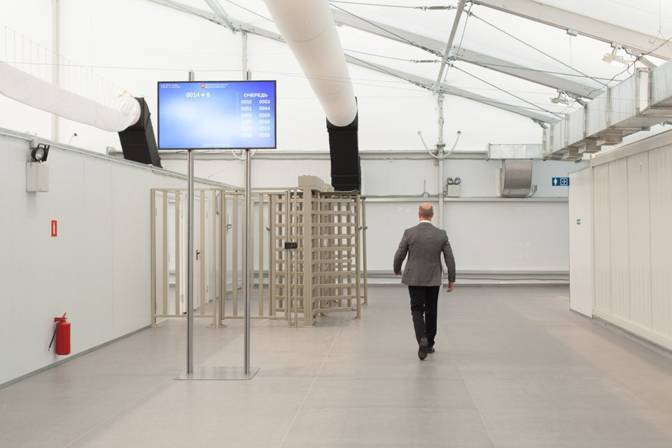 Без клетки: Как устроен единый миграционный центр вНовойМоскве . Изображение № 4.