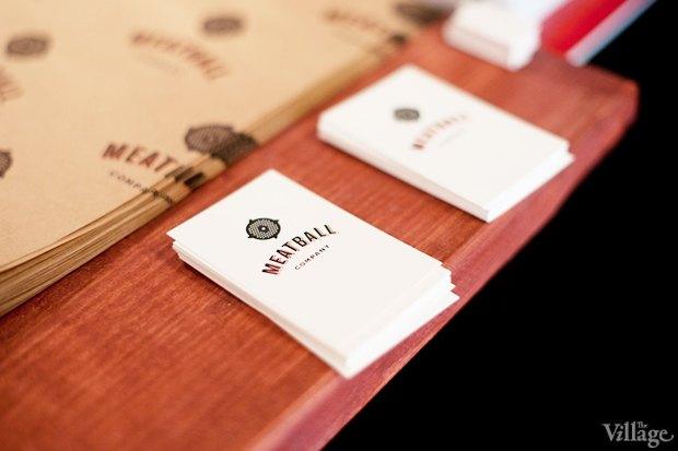 Новое место: Кафе Meatball Company —закрылось. Изображение № 8.