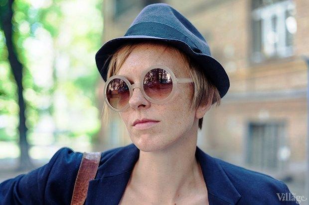 Внешний вид (Киев): Таня Кремень, соосновательница магазина «Пюре». Изображение № 2.