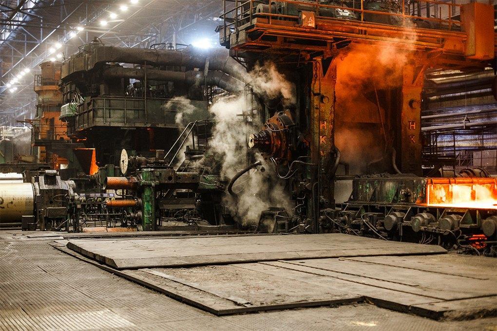 Производственный процесс: Как плавят металл. Изображение № 17.