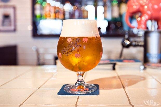 Пиво Delirium Tremens — 260 рублей за 500 мл. Изображение № 19.
