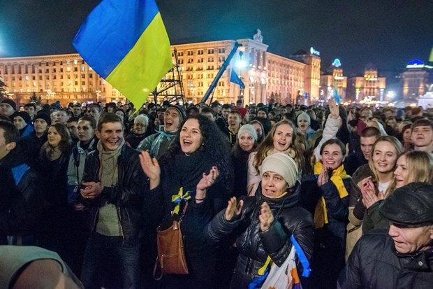 Газ до отказа: Андрей Горшков о том, как Путин объединил Украину. Изображение № 9.