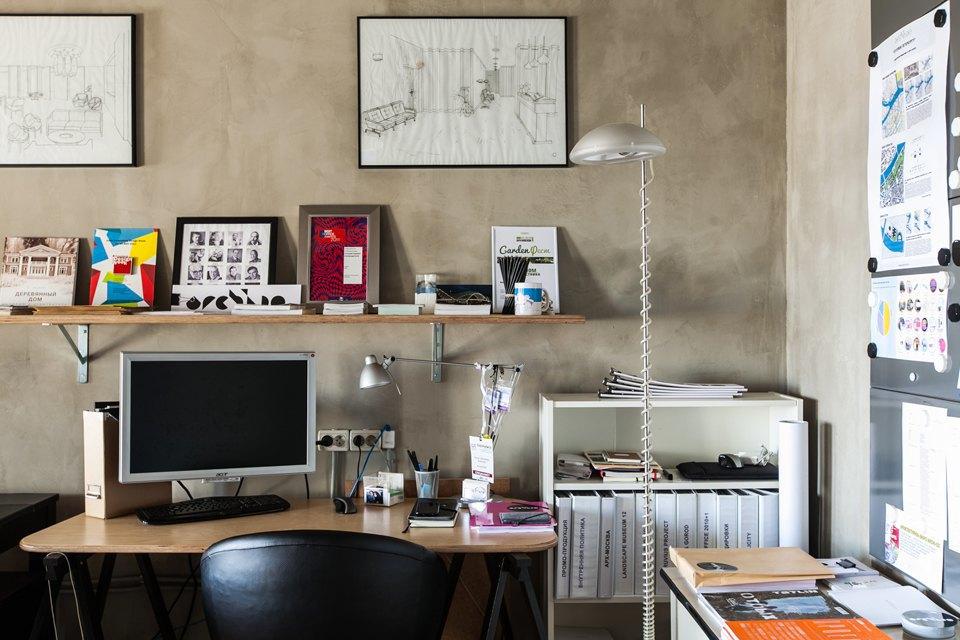 Офис бюро Archido вмансарде. Изображение № 2.