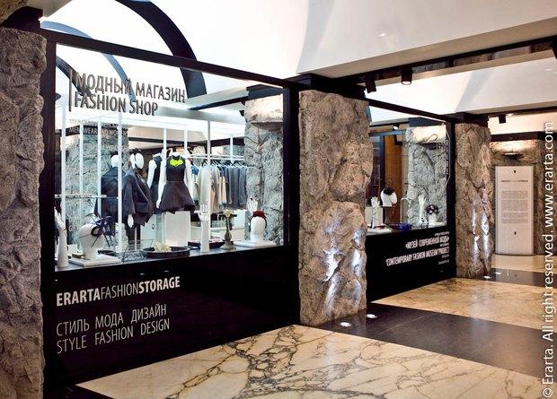 В «Эрарте» открылся магазин с одеждой российских дизайнеров. Изображение № 1.