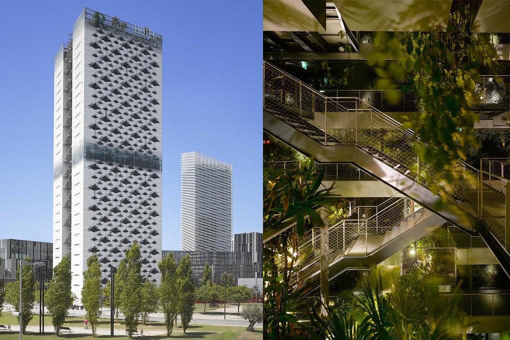 Hopes Tech: 15 самых эффектных небоскрёбов мира. Изображение № 64.