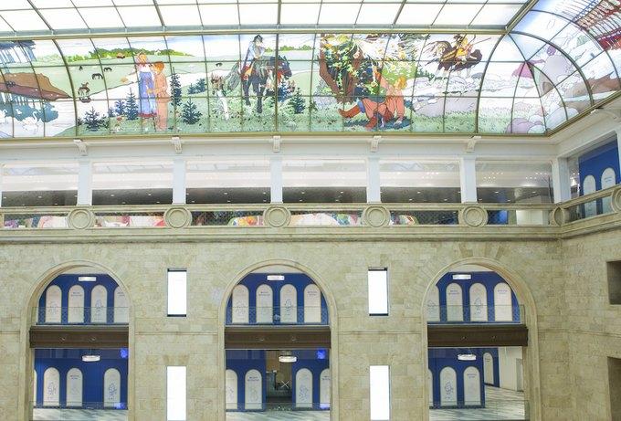 «Центральный детский магазин на Лубянке» откроется после реконструкции 31 марта. Изображение № 3.