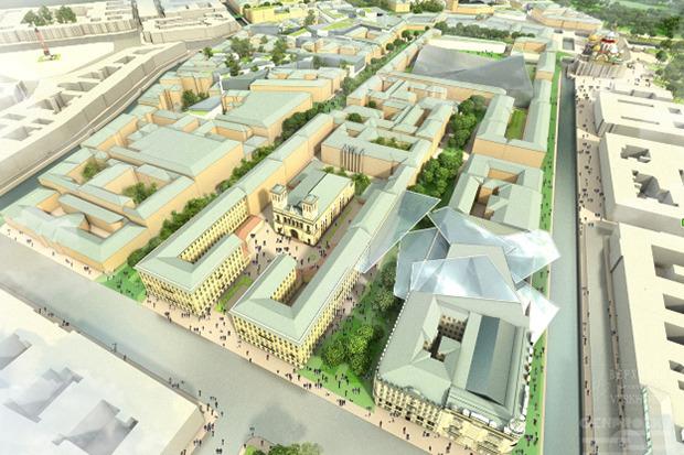 Перестройка: 5 проектов квартала вокруг Конюшенной площади. Изображение № 22.