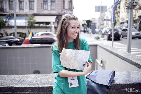 Люди в зелёном: Волонтёры — о гостях Евро-2012. Зображення № 18.