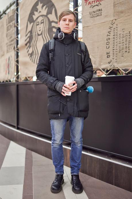 Люди в городе: Первые посетители Starbucks вСтокманне. Изображение №18.