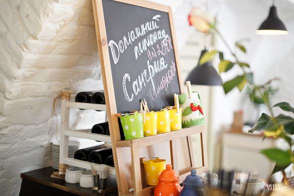 Новое место (Петербург): Кафе-бар Leica. Изображение № 3.