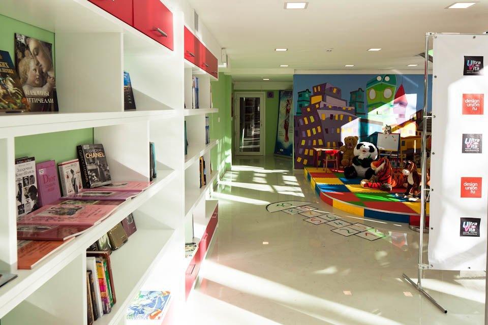 Как выглядит самая модная библиотека Петербурга М-86. Изображение № 10.