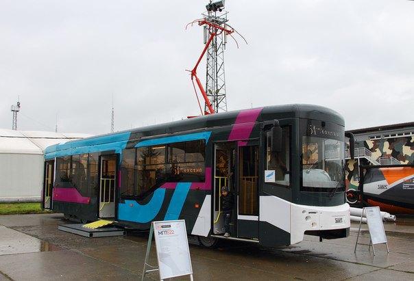 Трамвай 71-407-01. Фото: vk.com. Изображение № 2.