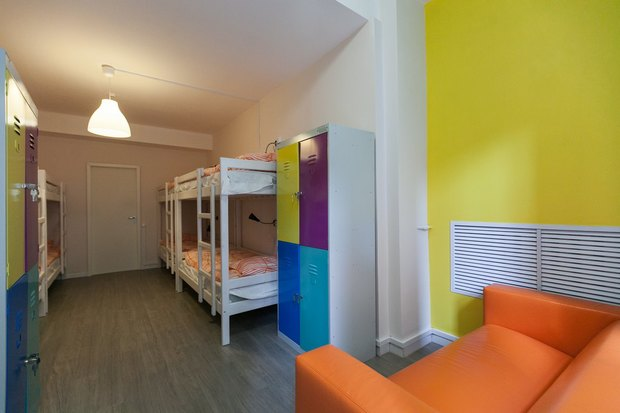 В центре Петербурга открылись два хостела Meeting Place. Изображение № 1.