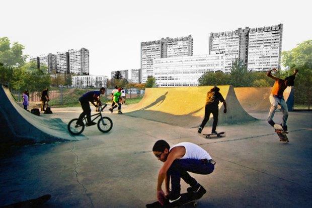 Чего хочет Москва: Четыре районных парка. Изображение № 11.