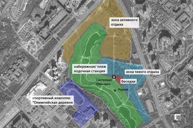 Чего хочет Москва: Четыре районных парка. Изображение № 34.