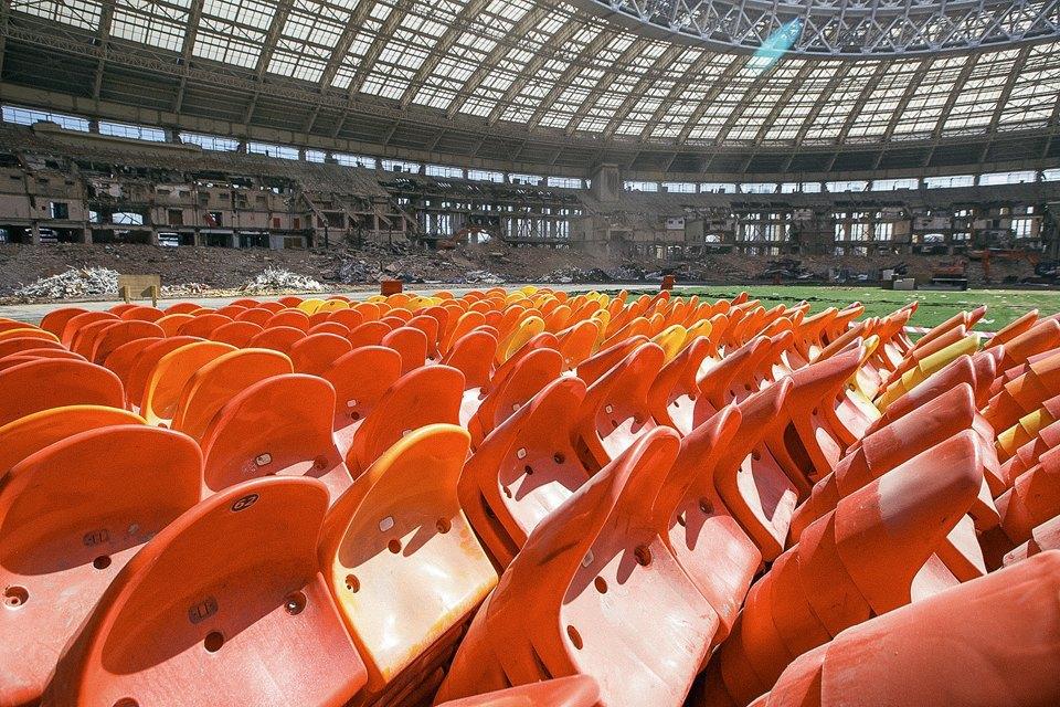 Как сейчас выглядит стадион «Лужники». Изображение № 17.