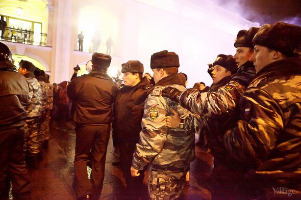 Хроника выборов: Нарушения, цифры и два стихийных митинга в Петербурге. Изображение № 47.