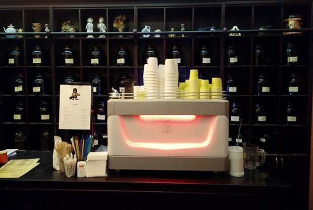 Кофейня Beaver's Coffee, новое место у«Тот самый фалафель» ионлайн-магазин Magnolia Bakery. Изображение № 2.