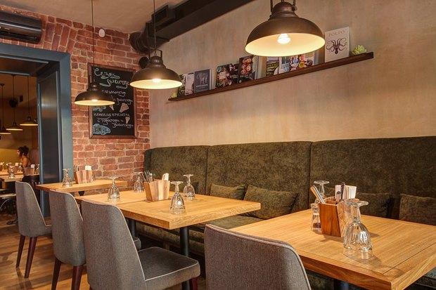 У«Спортивной» открылся ресторан европейской кухни Tatin. Изображение № 2.