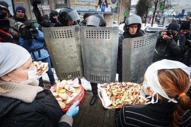 Площадь революции: Евгений Сафонов о том, почему все города должны завидовать Киеву. Изображение № 10.