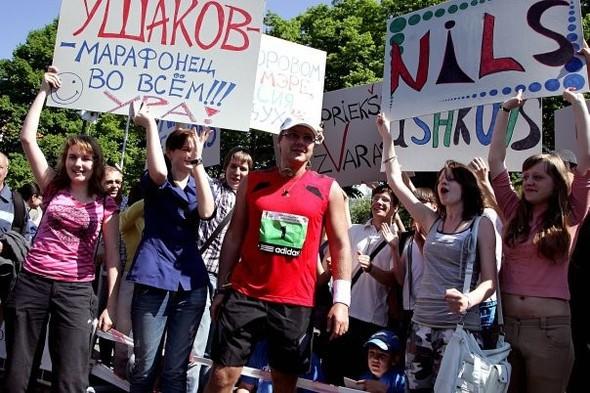 Клуб мэров: Нил Ушаков, Рига. Изображение № 8.