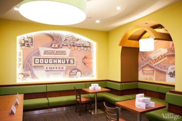 Пончиковая Krispy Kreme. Изображение № 9.