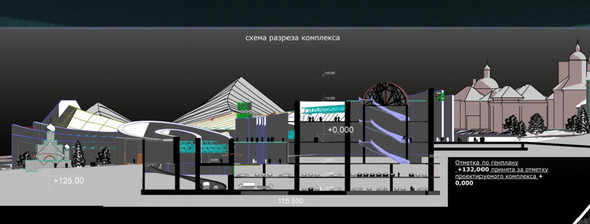 Москомархитектура выбрала 118 проектов парка в Зарядье. Изображение № 31.