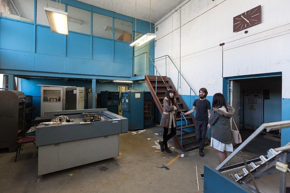Самый большой петербургский лофт за день до открытия . Изображение № 8.