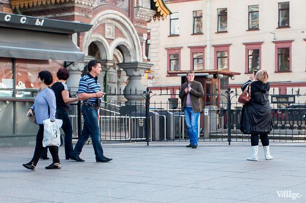 Эксперимент The Village: Самые популярные места для фотографий из Петербурга. Изображение № 59.