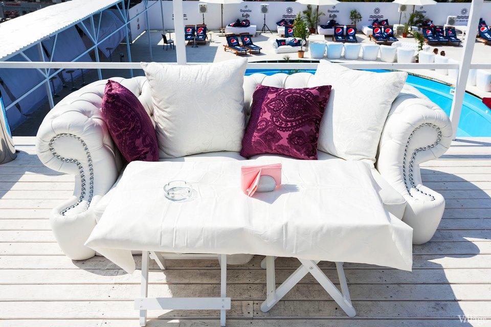 Фоторепортаж: Пляжный клуб на крыше Ocean Plaza . Изображение № 11.
