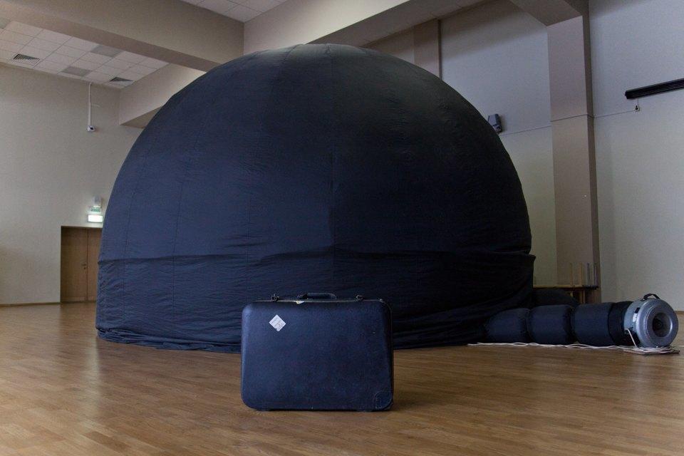 Фабрика звёзд: Как рассказать про космос спомощью мобильного планетария. Изображение № 2.