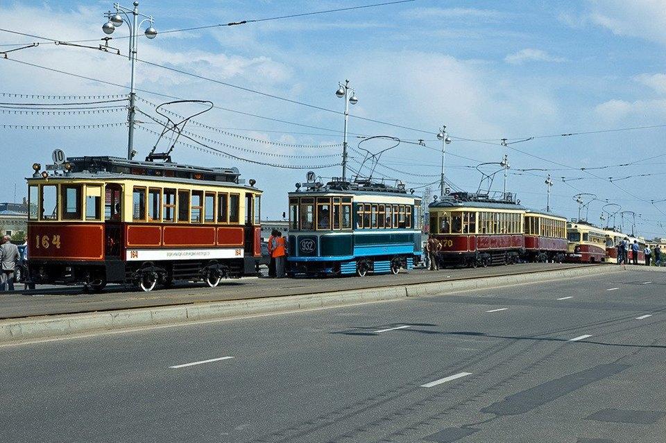 Парад трамваев, Денькосмонавтики, забег наПатриарших иещё 16событий. Изображение № 9.