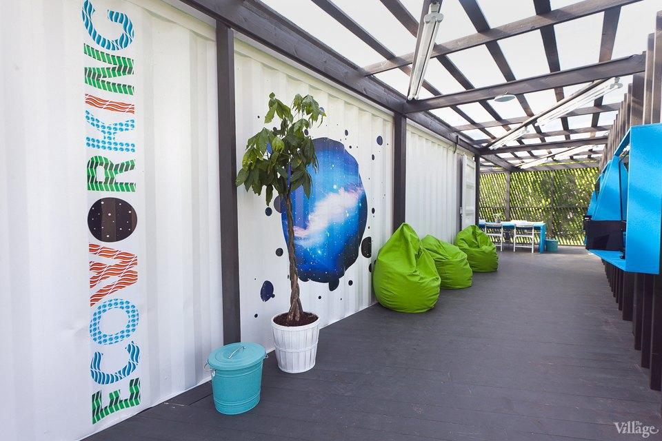 Интерьер недели (Петербург): Ecoworking в «Новой Голландии». Изображение № 8.