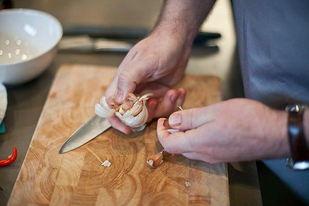 Шеф дома: Том ям и сашими из тунца Геннадия Иозефавичуса. Изображение № 30.