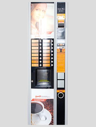 Коробка передач: 13 торговых автоматов. Изображение №14.
