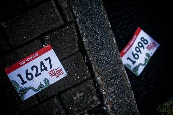 Бег с ними: В Москве прошел марафон Run Moscow. Изображение № 21.