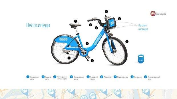 «Велосипедизация» представила проект общественного велопроката. Изображение № 3.