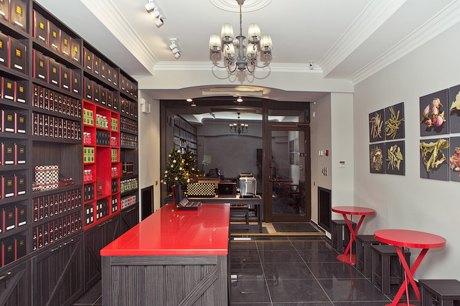 На Пушкинской открылся чайно-кофейный бутик Coupage. Зображення № 6.
