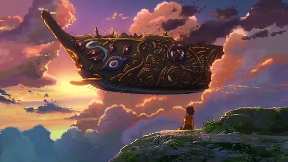 В кинотеатре «35 мм» пройдёт фестиваль японской анимации Reanifest. Изображение № 3.