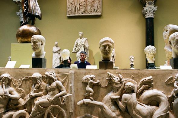 Гости столицы: Музейный эксперт Валентайн Биванк. Изображение № 8.