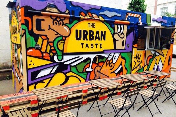 8 ресторанов икафе, открывшихся виюне. Изображение № 7.