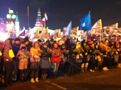 Онлайн-трансляция: Митинги в Москве и Петербурге. Изображение № 19.